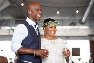 Ramat + McKinley's Wedding: Cleveland, OH