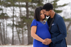 Cleveland Maternity Session