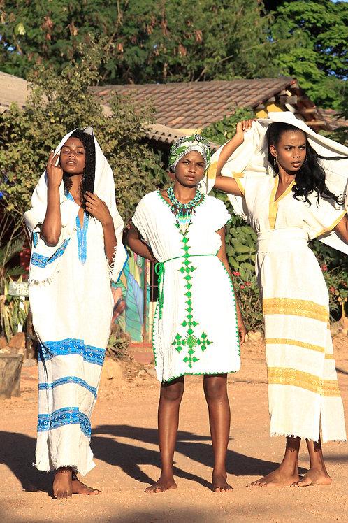 Conjuntos de Algodão Etiópia