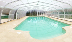 All weather pool