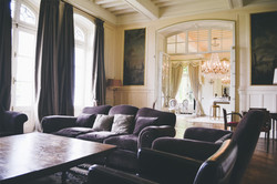The Chateau dining room