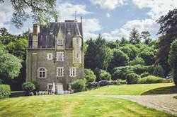 The Chateau terrace
