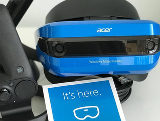 inLoop VR to support next generation Mixed Reality hardware from Microsoft