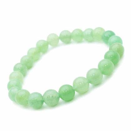 Bracelet Jade - pierres fines 8mm