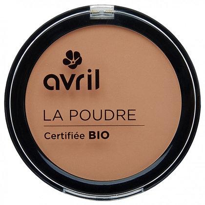 Poudre Bronzante Caramel Doré Certifiée bio - Avril