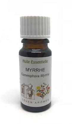 Huile essentielle de Myrrhe 10ml - HBBD