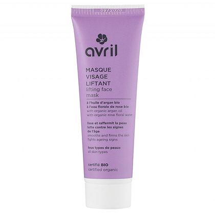 Masque visage liftant 50 ml Certifié bio - Avril