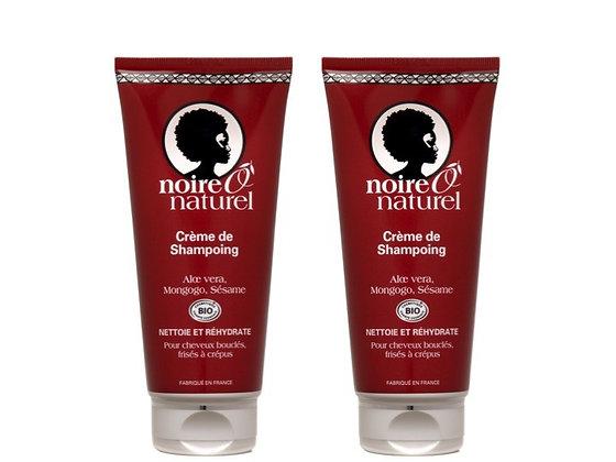 Duo crème de Shampooing sans sulfates - Certifié bio