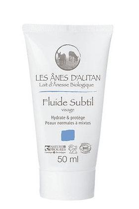 Crème Visage Lait d'Ânesse Peaux Norm. à Mixtes Certifié bio - Les Ânes d'Autan