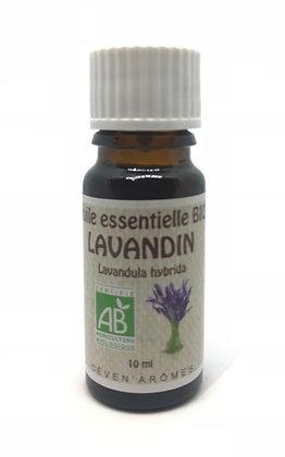 Huile essentielle de Lavandin 10ml - Certifié bio