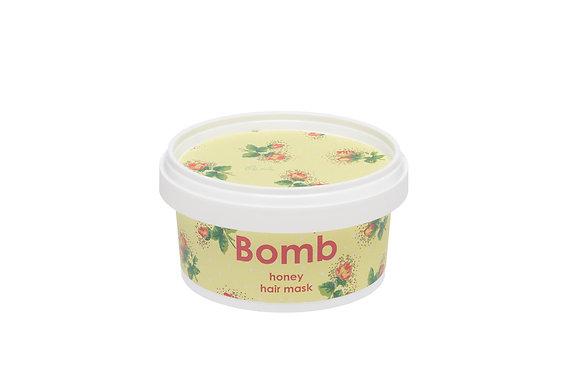 Masque cheveux au Miel - Bomb Cosmetics