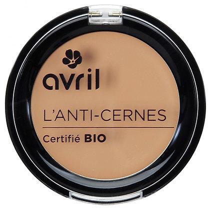 Anti-cernes Doré Certifié bio - Avril