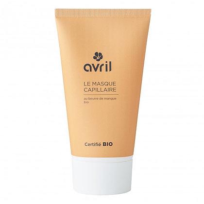 Masque capillaire au beurre de mangue150ml Certifié bio - Avril