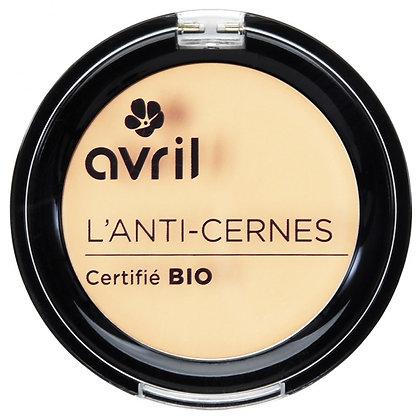 Anti-cernes Ivoire Certifié bio - Avril