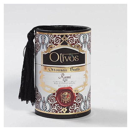 Set de 2 Savons Ottoman à l'Huile d'Olive - Olivos