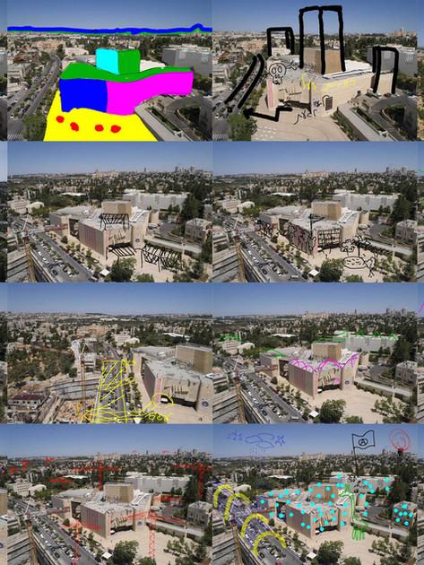 שבוע העיצוב בירושלים – בלו פרינט