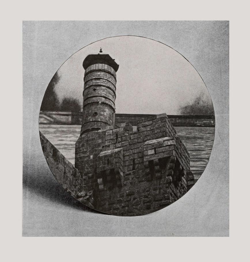 ללא כותרת (מגדלור דוד), 2020