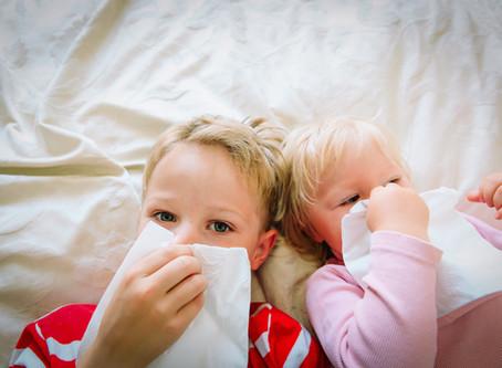 Sick of being sick?
