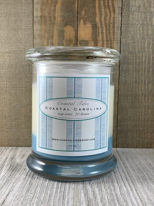 NEW! Coastal Carolina Soy Candle