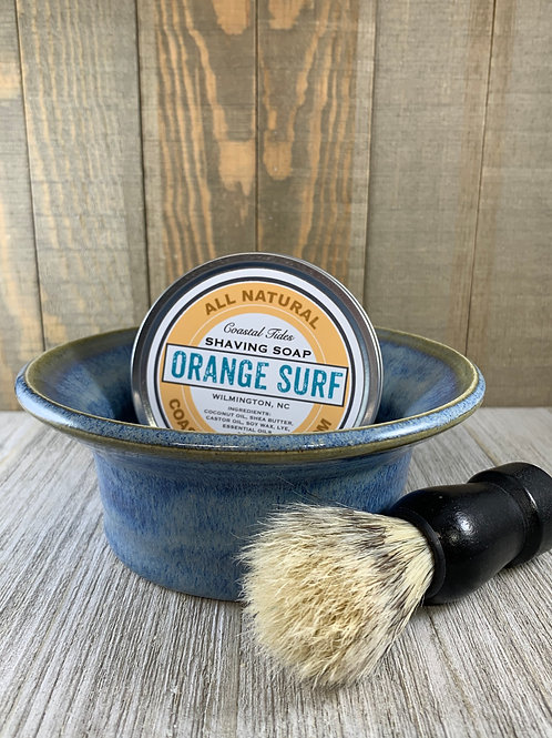 Gift Set with Horse Hair Shave Brush