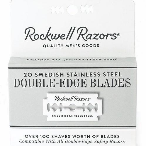 Double-Edge Blades