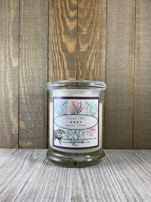 Reef Soy Candle 12 oz
