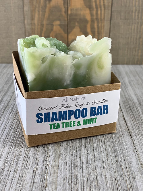 Vegan Shampoo Bar