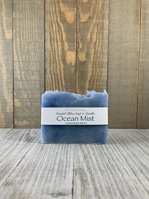 Ocean Mist Lavender Mint Soap