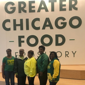 Food Depository Service Project