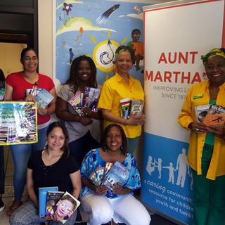 Aunt Martha's Health and Wellness Clinics
