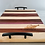 Thumbnail: Wooden Charcuterie Board With Handles; Wood Cutting Board, Laser Engraved Wine B