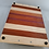 Thumbnail: Wooden CharcuterieBoard With Handle; Wood Tray.