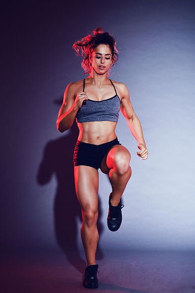 fitness, aimee buchler, high intensity, muscle, heart rate, HIIT workout, wellness, stretching, yoga, workout, back the brave