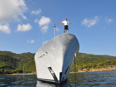 To Superyacht or not to Superyacht?