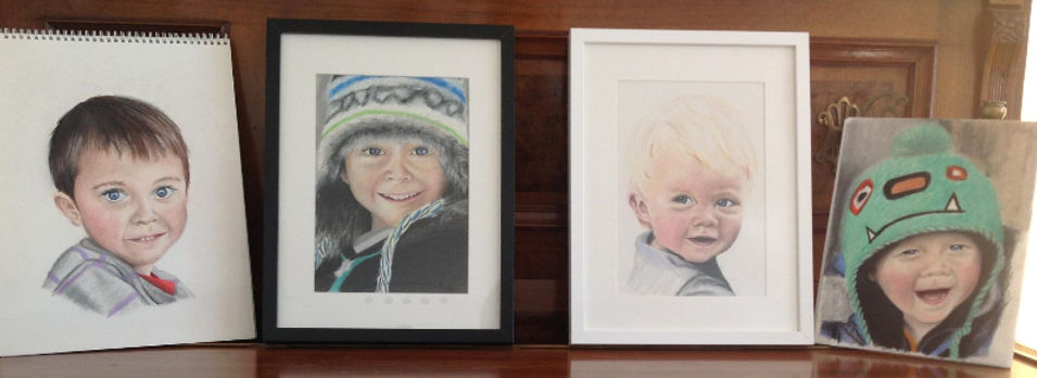 Children Fine Art Portrait