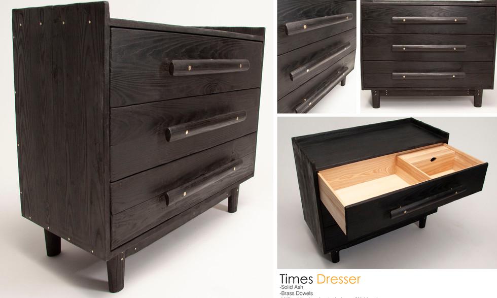 Times Dresser