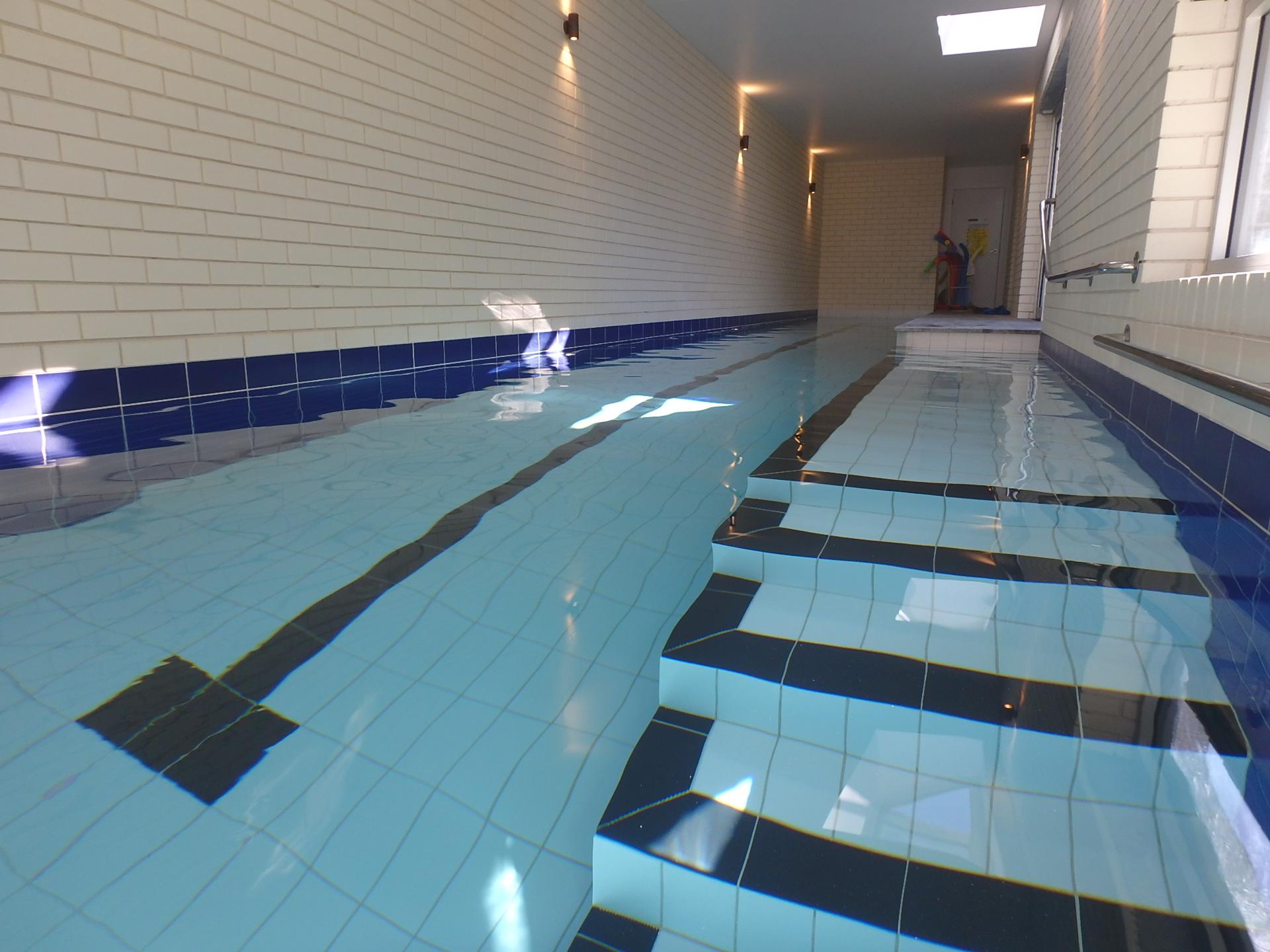 Artarmon private indoor heated pool