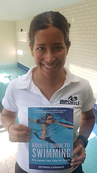 Adult learn to swim book