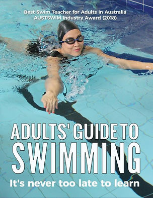 Adults Guide to Swimming book