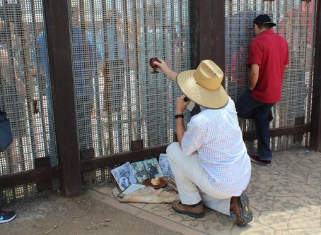 San Diego Free Press Highlights John Fanestil and El Faro: The Border Church