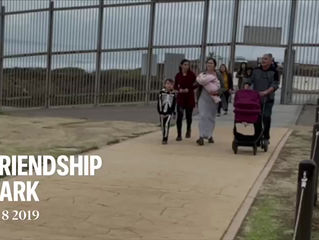 The Soggy Path to Family Reunification at Friendship Park