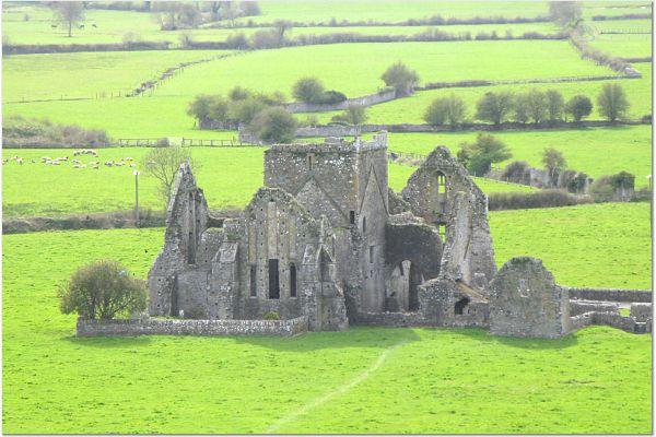 Ruin seen from the Rock of Cashel.jpg
