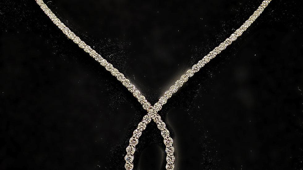 4 inch Diamond bow