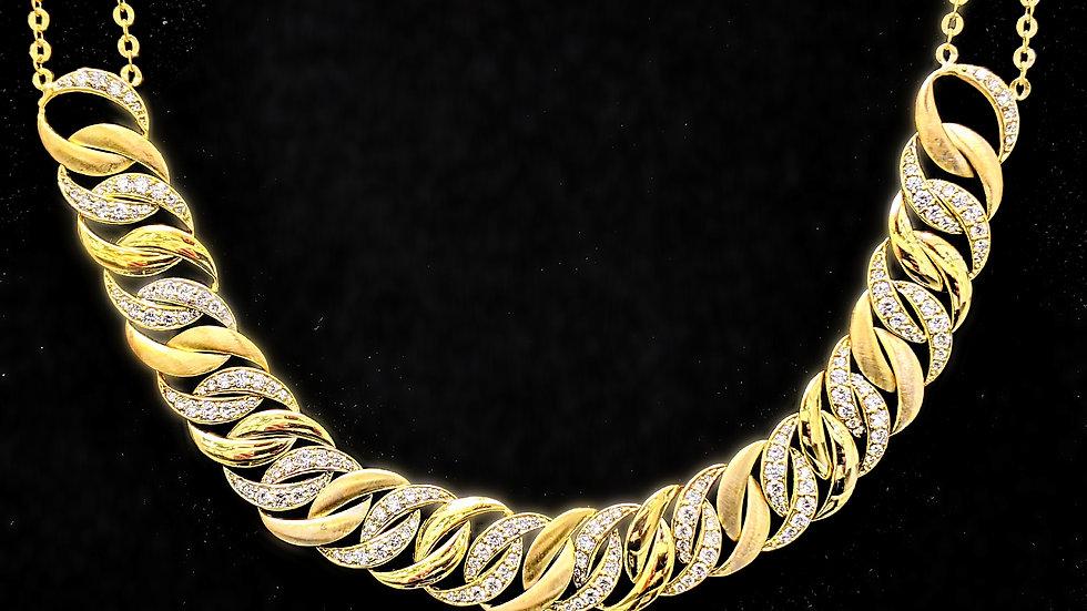Cuban Diamond necklace