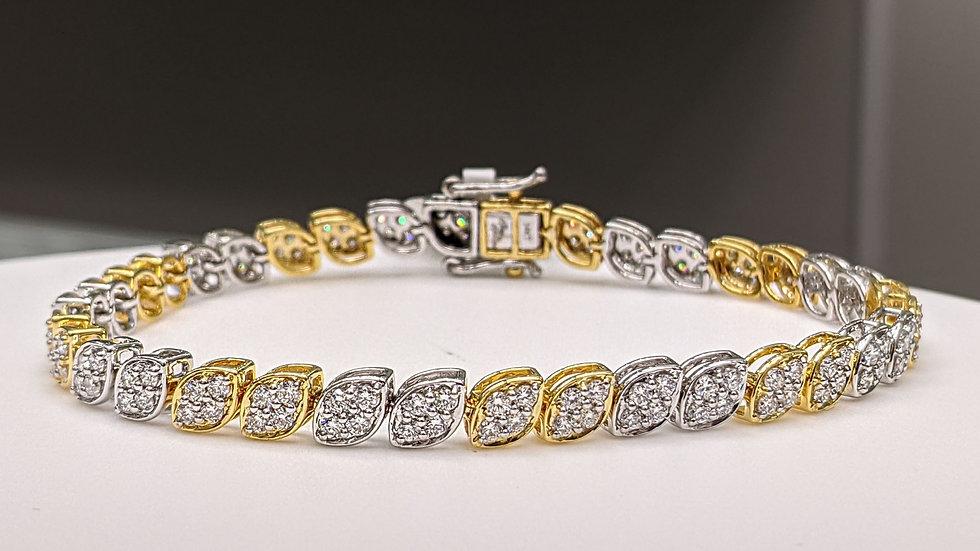 Tennis Diamond Bracelet