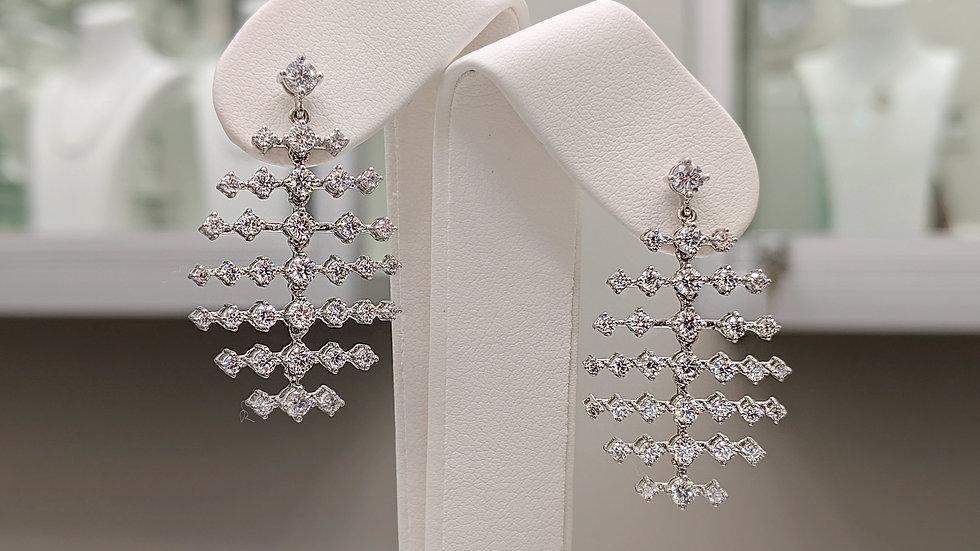 Disco Diamond Earring