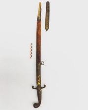 Sabre de la Marine du XIXe siècle, avant intervention