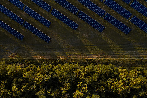 aerial-top-view-of-a-solar-panels-power-