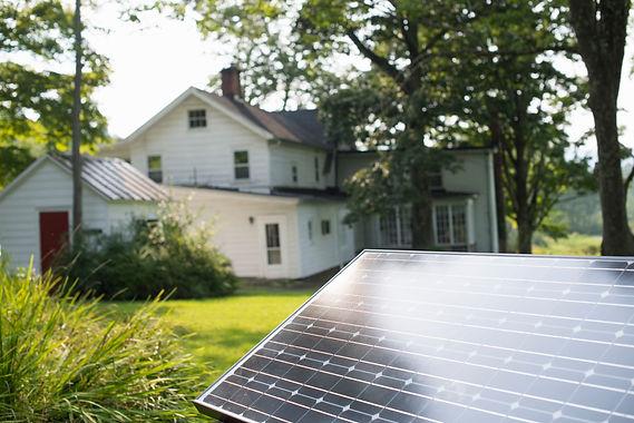 a-solar-panel-in-a-farmhouse-garden-7865