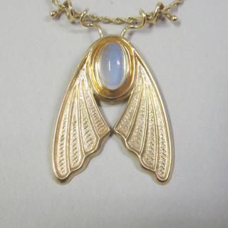 Moth Pendant